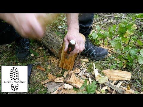Stechbeitelmesser - Ein Test