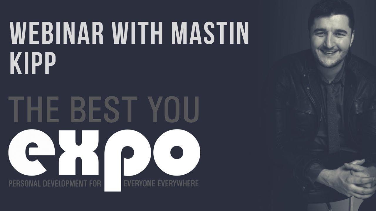 Bernardo Moya's webinar with Mastin Kipp