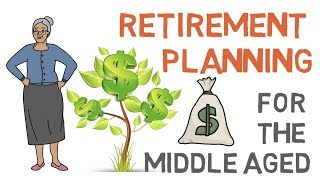Planning for Retirement Later In Life (40's, 50's 60's)