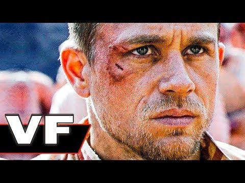 PAPILLON Bande Annonce VF (2018) Charlie Hunnam, Rami Malek