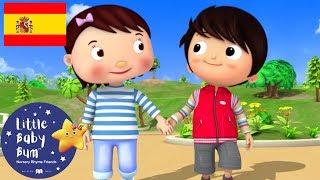 Canciones para Niños | Ser Amable con los Demás | Canciones Infantiles | Little Baby Bum Júnior