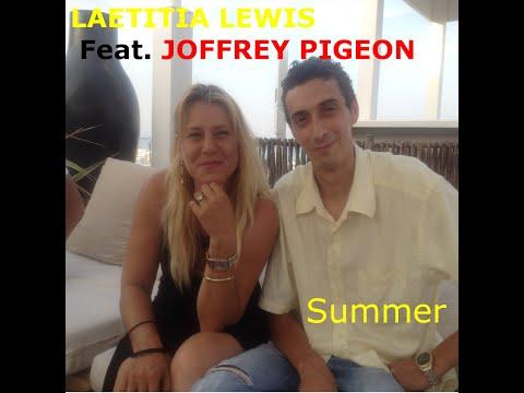 """Laetitia lewis Ft. Jo Ghetto  """" summer """" clip video 2013"""