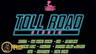 Tarrus Riley & Fambo - Love Issues [Toll Road Riddim] July 2016