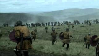 "Video thumbnail of ""Amon Amarth - First Kill (Vikings)"""