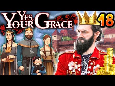 LE QUATRIÈME ENFANT DU ROYAUME !!  - Yes, Your Grace - (JEU COMPLET FR)