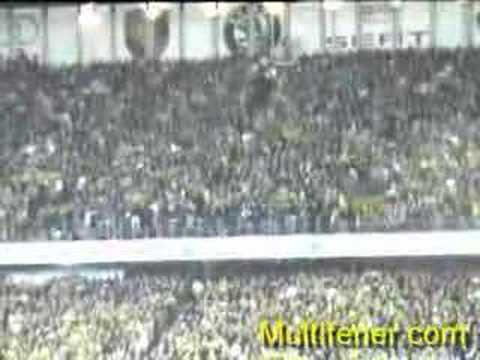 FENERBAHCE 2 - CHELSEA 1 (QUARTER FINAL AMAZING ATMOSPHERE)