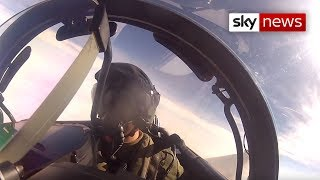 How RAF Jets Would Shoot Down Hostile Aircraft - Video Youtube