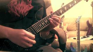 ARSIS - Brandon Ellis - Haunted, Fragile, and Frozen Solo + Tab (Official Playthrough)