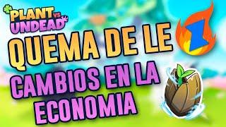 Plant Vs Undead: Cambios A La Economia Y La Produccion De Pvu.