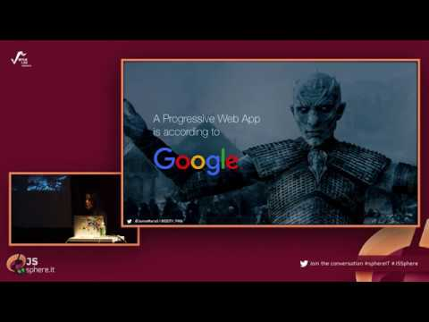 The search for App-iness: Building the future with Progressive Web Apps