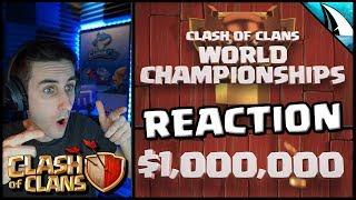 *NEWS* World Championship REACTION + War Triples | Clash of Clans