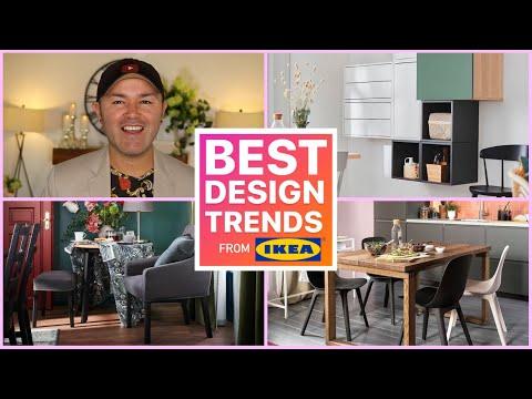 BEST INTERIOR DESIGN TRENDS / Interior Design 2021