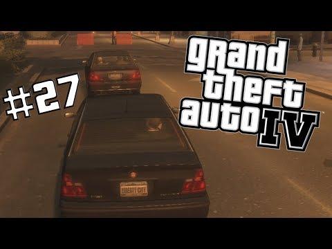 AKO V SAN ANDREASKU | Grand Theft Auto 4 | Part 27 | SK Let's Play | George