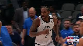 Dallas Mavericks vs Los Angeles Clippers | January 21, 2020