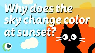 Beautiful Science - Why does the sky change color at sunset?