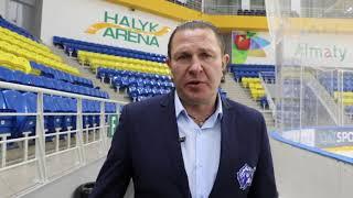 Главный тренер ХК «Кулагер» Олег Гущин прокомментировал матчи против «Алматы»