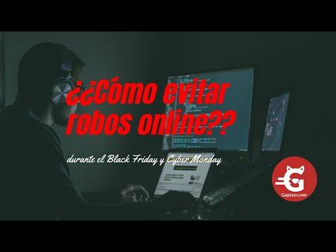 ❎¿¿Como evitar ROBOS y FRAUDES online durante Black Friday/cYBER Monday?