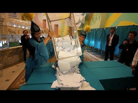 العرب اليوم - النتائج الأولية تؤكد فوز توكاييف في انتخابات كازاخستان بنسبة 71%
