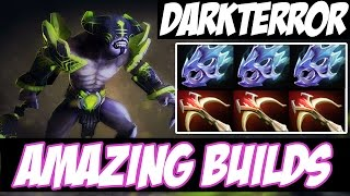 THE DARK TERROR - Void With 3 Moonshards and 3 Daedalus - Amazing Builds vol 79 - Dota 2