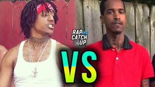 Rico Recklezz VS Lil Reese: Twitter Beef