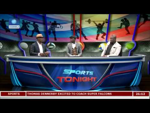 Junior Weightlifters May Feature Nigeria At Gold Coast 2018 |Sports Tonight|