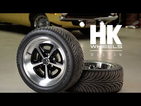 Hyper Kinetic HK Wheels