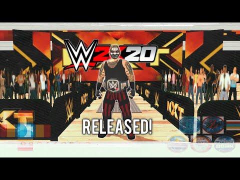 How to download wwe 2k19 mod wrestling revolution 3D