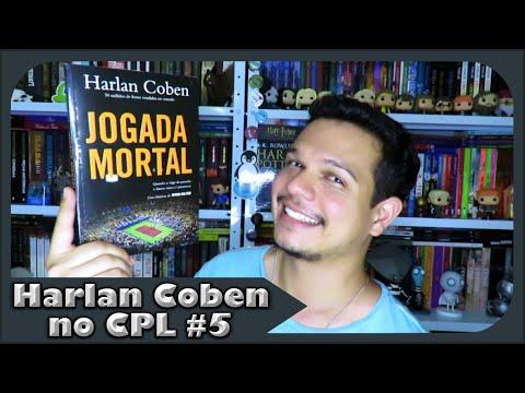 Harlan Coben no CPL #5 - Myron Bolitar: Jogada Mortal (Livro 2) | Cultura e Próxima Leitura