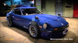 Need for Speed 2015: Here In My Garage Ep.1 - The Devil Z