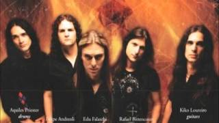 Angra - Wishing Well (super lower pitched)