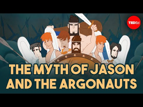 The Myth of Jason and the Argonauts