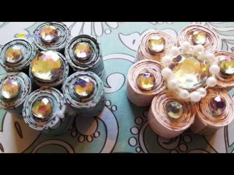 Download how to make rolled paper flowers diy crafts in full hd how to make rolled paper flowers diy crafts mightylinksfo