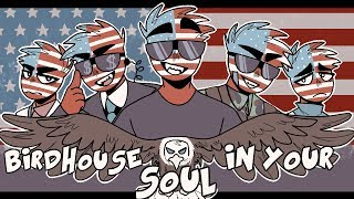 [Countryhumans] American History 1700-2000 || Complete Palette MAP