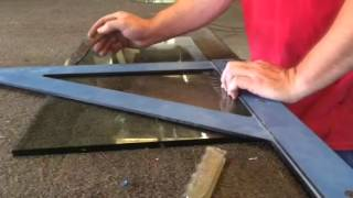 """Cutting thick glass (1/2"""")"""