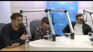 Max Irons singing Justin Bieber's baby
