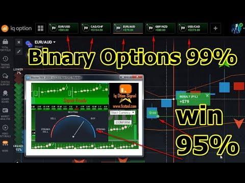 Binary trading martingale strategie