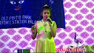 KAUN TUJHE  YU PYAR BY SAYANI MITRA AT OLD PINTO PARK 2018 AS ON (17-10-2018)