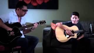 Austin Mahone   Say You're Just A Friend   Daniel Skye Cover