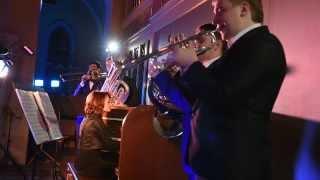 Ночью в Соборе | На репетиции квинтета New Life Brass