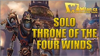 WoW - Solo Throne of the Four Winds (mount) CZ