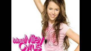 Miley Cyrus- Right Here (w/ lyrics)