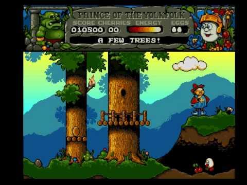Dizzy's Excellent Adventures Atari