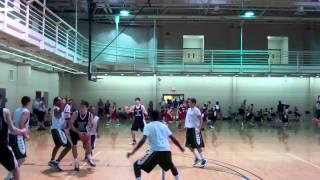 Tri-State Celtics vs JKMBA Jaguars part4 (5/7/11) at Rowan University