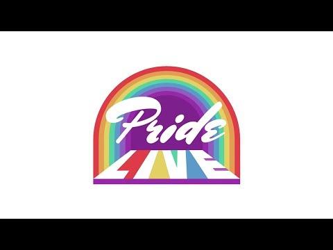 PRIDE LIVE   A Queer Extravaganza!