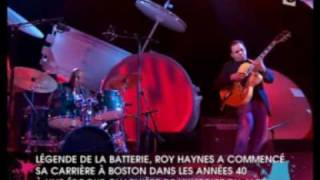 "Biréli lagrène - Roy Haynes ""Autmn Leaves"""