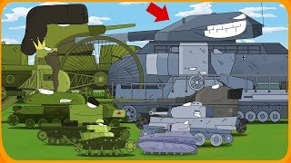 ТЯЖЁЛЫЙ ЗАМЕС Мультики про танки