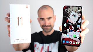 Xiaomi 11 Lite 5G NE - Unboxing & Full Tour