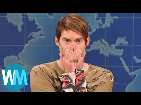 Top 10 Most Hilarious Stefon SNL Moments