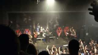 WARLORD - Aliens - live in Athens, 27-4-2013