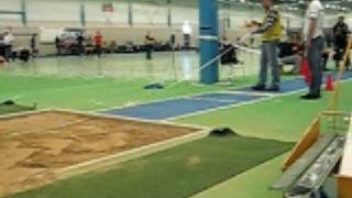 15-year-old jumping 7.21 metres
